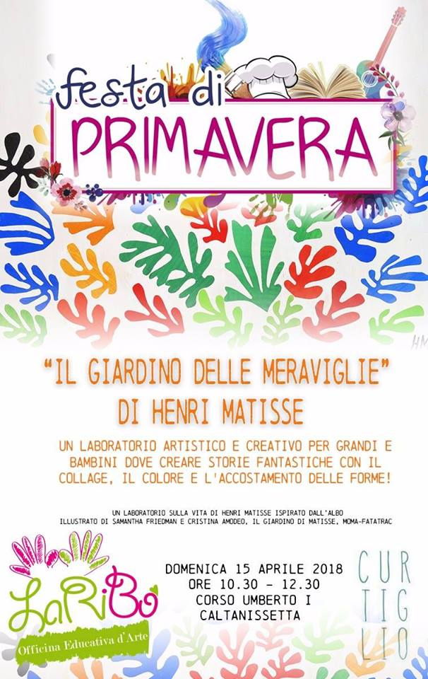 Festa di Primavera 2018 - Caltanissetta